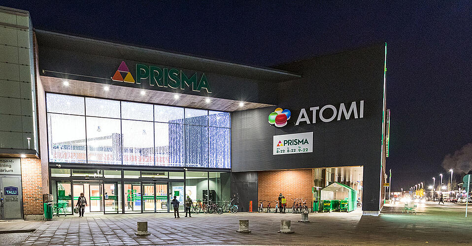 Kauppakeskus Atomi osaksi Clear Channelin kauppakeskusmedian verkostoa