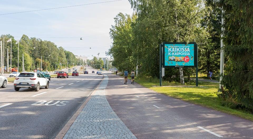 Tilannekatsaus 30.6.2020: Ulkomainonnan tavoittavuudet