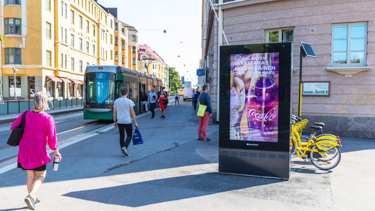 Digital advertisement — Downtown Digital