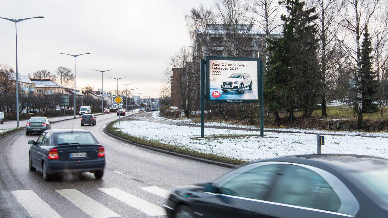 Digital advertisement — Panorama