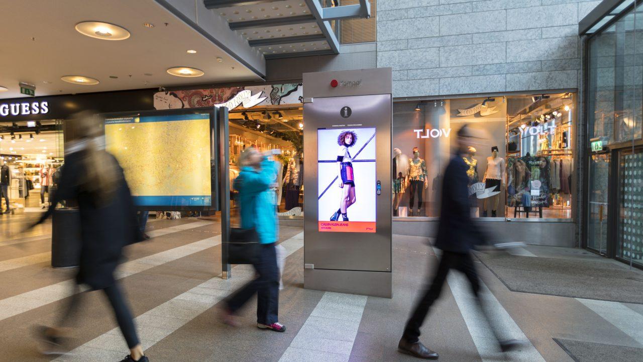 Digital advertisement — Shopping Digital
