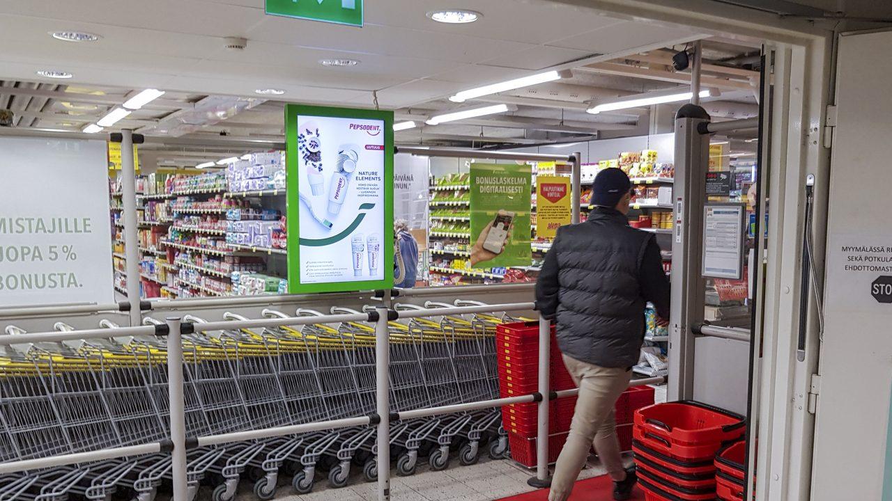 Digital advertisement — Store Digital