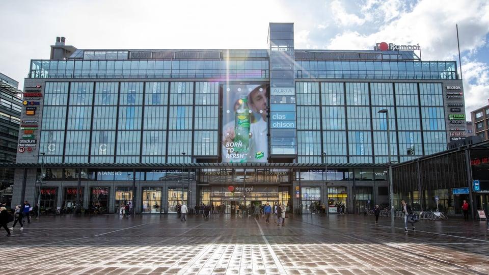 The Wall Reborn− Suomen ikonisin mainospinta uudistuu